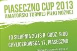 Amatorski Turniej Piłki Nożnej Piaseczno Cup 2013