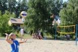 Turniej siatkówki plażowej dla dzieci i młodzieży do lat 18