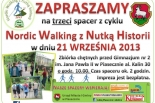 Nordic Walking z Nutką Historii