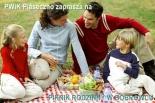 Rodzinny piknik w Bobrowcu