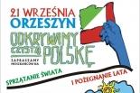 Odkrywamy czystą Polskę w Orzeszynie