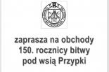 150. rocznica bitwy pod wsią Przypki