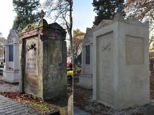 Ratujmy zabytkowe groby piaseczyńskiego cmentarza