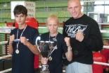 KS X fight z Piaseczna najlepszym klubem Mistrzostw Polski w Kickboxingu