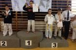 Ikizama z Piaseczna na podium w Mazowieckiej Lidze Judo w Nadarzynie