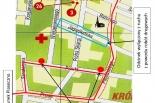 Zmiana trasy autobusów ZTM w Konstancinie z uwagi na remont ul. Jagiellońskiej