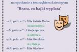 Spotkanie z teatrzykiem lalkowym w filiach biblioteki Piaseczno