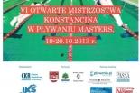 VI Otwarte Mistrzostwa Konstancina w Pływaniu Masters