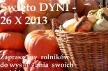 Minimaraton i Święto Dyni w Lesznowoli