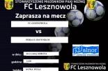 FC Lesznowola vs Perła II Złotokłos