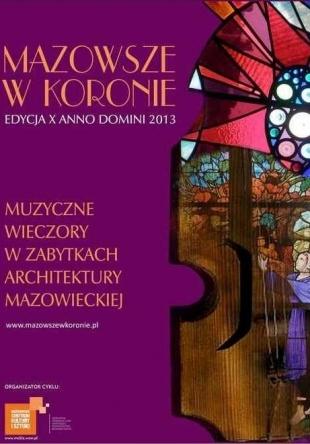 Koncert Mazowsze w Koronie w Górze Kalwarii