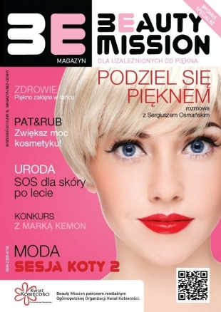 BEAUTY MISSION nr 3 - magazyn bez-cenny