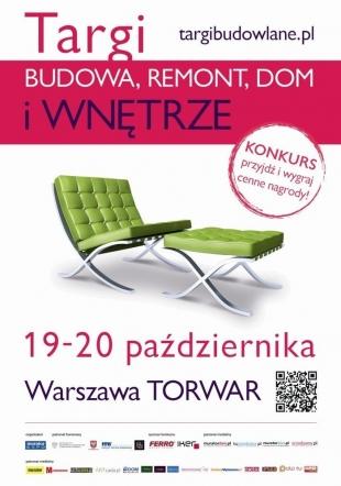Budowa, Remont, Dom i Wnętrze - MURATOR Targi Budowlane w Warszawie