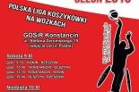 Konstancin-Jeziorna: Półfinał Mistrzostw Polski w Koszykówce na Wózkach