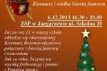 Świąteczna akcja pomocy najuboższym w Jazgarzewie