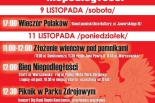 Obchody Święta Niepodległości w Konstancinie-Jeziorna