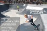 Konkurs na logo Skate Parku - zmiany w regulaminie