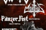 Koncert metalowy w Klubie Kultury w Piasecznie