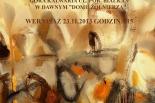 Wystawa malarstwa Aleksandry Lisowskiej w Górze Kalwarii