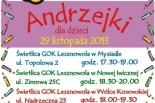 Andrzejki w GOK Lesznowola