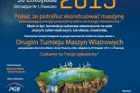 II Ogólnopolski Turniej Maszyn Wiatrowych
