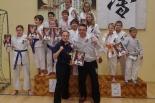 Medalowy listopad Karateków z Piaseczna