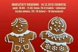 Pierniki Malowane Lukrem - warsztaty świąteczne w Muzeum