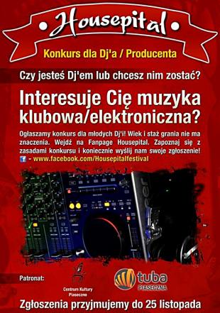 Konkurs dla DJ-ów