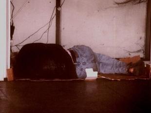 Infolinia 987 - pomoc dla bezdomnych