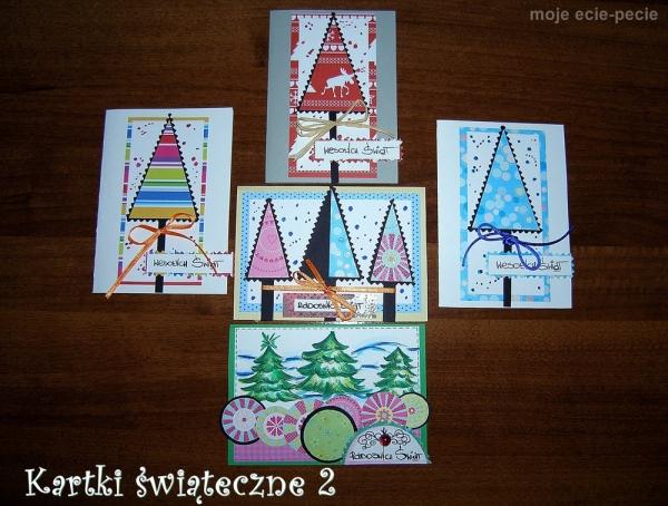 Z życzeniami świątecznymi, czyli czas na KARTKI