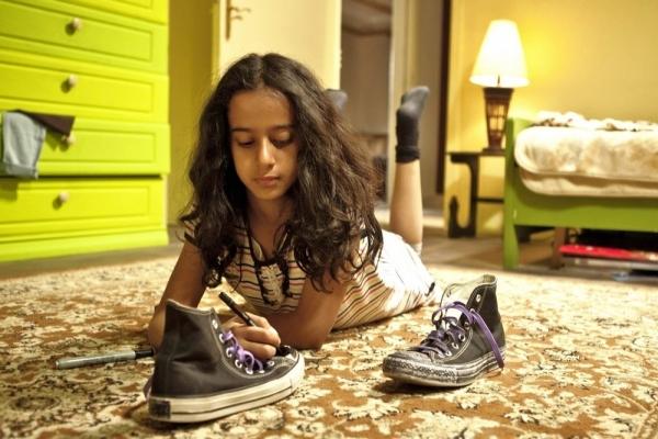 Dziewczyna w Trampkach w Dyskusyjnym Klubie Filmowym w Górze Kalwarii