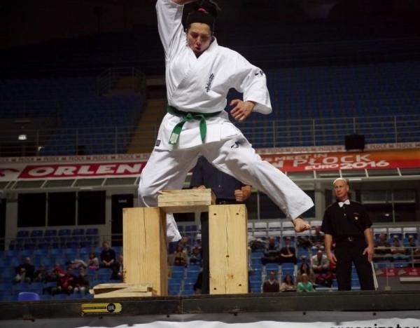 Iwona Lewandowska z klubu BUSHI dwa razy na podium