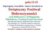 ŚWIĄTECZNY FESTIWAL DOBROCZYNNOŚCI w Piasecznie