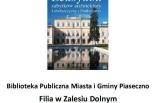 Spotkanie z Jackiem Żabickim w Zalesiu Dolnym