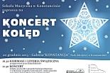 Kiermasz i koncert kolęd w Konstancinie