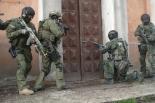 Ćwiczenia policyjne w Piasecznie - relacja