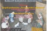 Koncert kolędowo-noworoczny w Tarczynie
