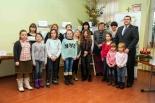 Zwycięzcy konkursu ekologicznego nagrodzeni