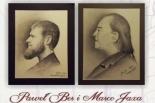 Wystawa malarstwa Marco Jaxy i Pawła Bera w Piasecznie