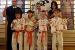 Sukces początkujących karateków z Piaseczna