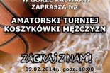 Amatorski Turniej Koszykówki Mężczyzn w Kątach