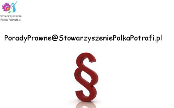Dyżur specjalisty z zakresu Prawa Pracy w Stowarszyszeniu Polka Potrafi.pl