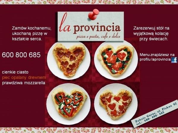 Walentynki z La PROVINCIA