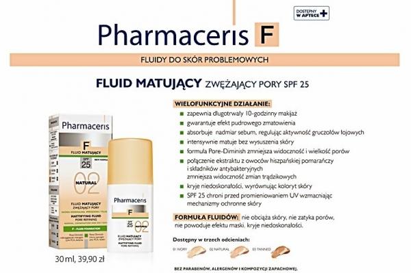 Nowe fluidy Pharmaceris F