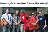 Koncert zespołu Nocna Zmiana Bluesa w Górze Kalwarii