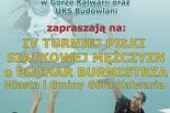 IV Turniej Piłki Siatkowej Mężczyzn o Puchar Burmistrza Góry Kalwarii