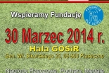 Charytatywny Turniej Piłki Nożnej Piaseczno Cup 2014