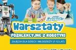 Warsztaty z robotyki dla dzieci w Mysiadle
