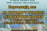 II Turniej Siatkówki Kobiet w Górze Kalwarii