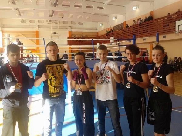 Triumf piaseczyńskich kickboxerów na Łotwie